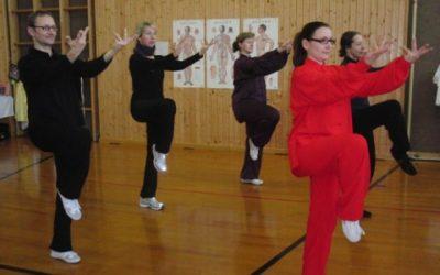 XXV. QiGong-Grundausbildung – 6. Woche – Prüfungswoche