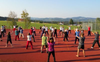 XXVI. Qi Gong – Grundausbildung – 5. Woche