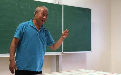 XXVI. QiGong-Grundausbildung – 5. Woche