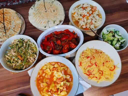 Ernährung – QiGong – TaiJi Quan – Qian Long Fächer