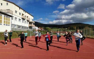 VI. TaiJi Quan Grundausbildung – 7. Woche – Prüfungswoche